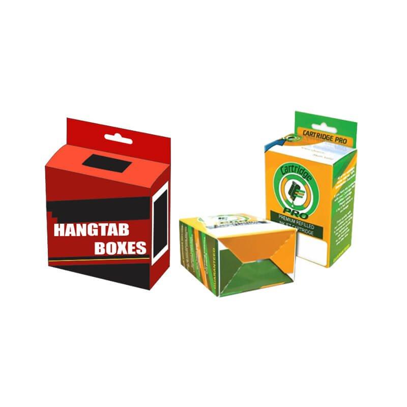 Auto Bottom Box With Hang Tab