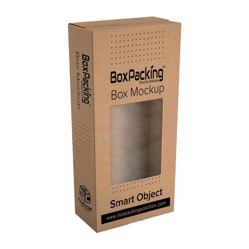 Brown Kraft Paper Stock Boxes