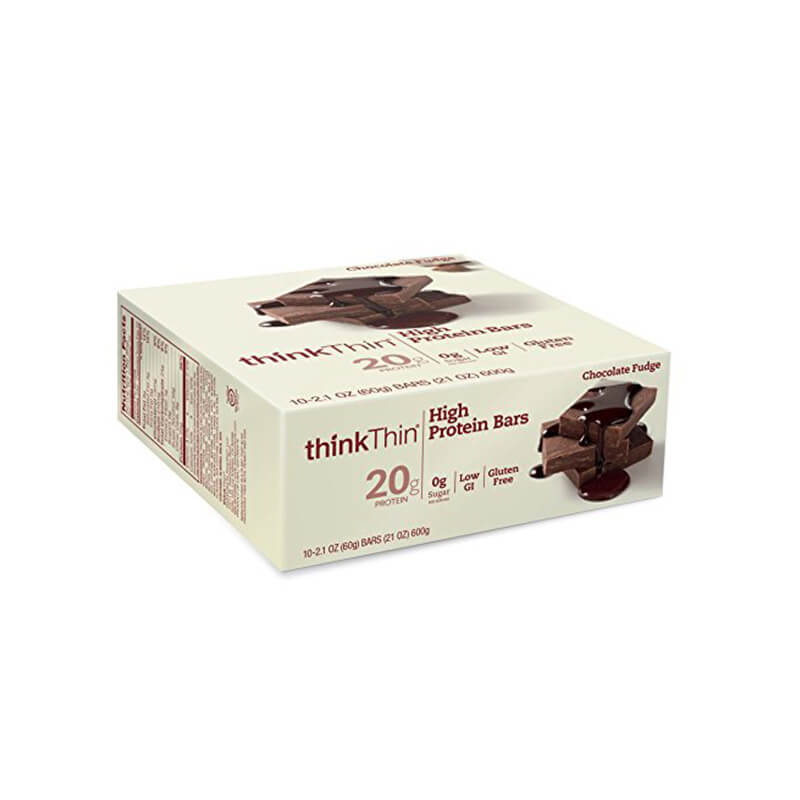 Chocolate Fudge packaging box with spot UV