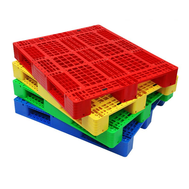 Colorful Plastic Pallets