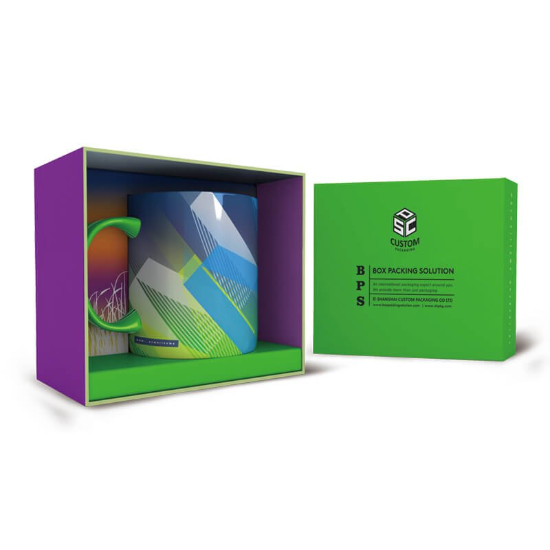 Corrugated Mug Packaging Box