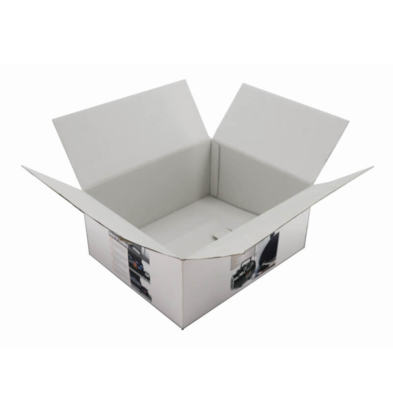 Corrugated Shipping Box Removal boxes