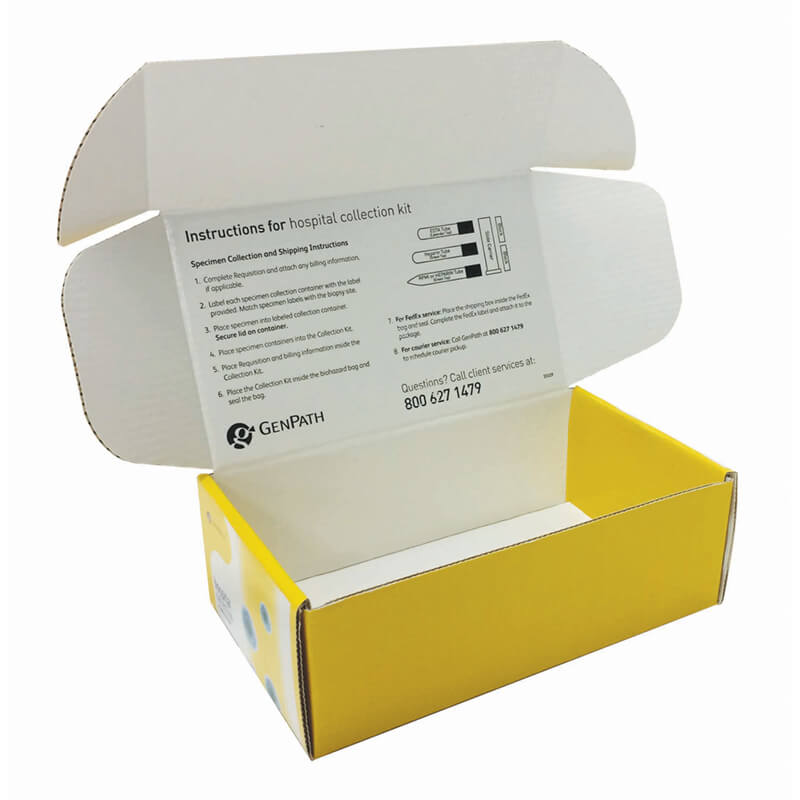 Custom Garment Packaging Mailer Box
