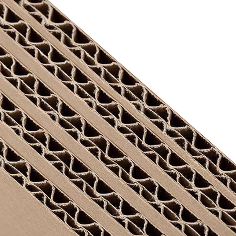 Double Wall Corrugated Fiberboard
