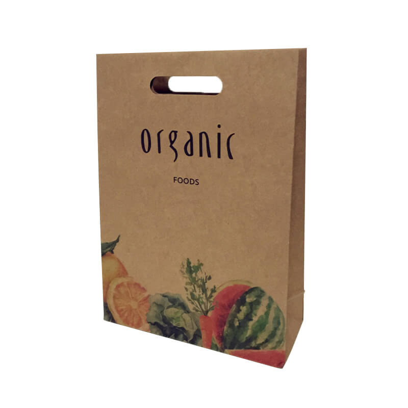 Fruit packaging bag