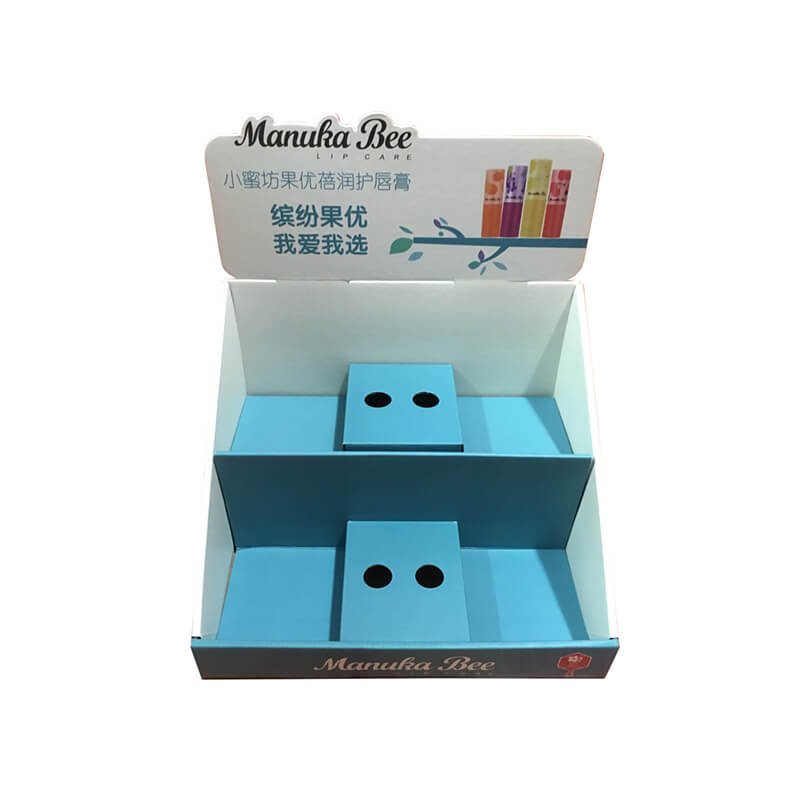 Glossy laminated display box