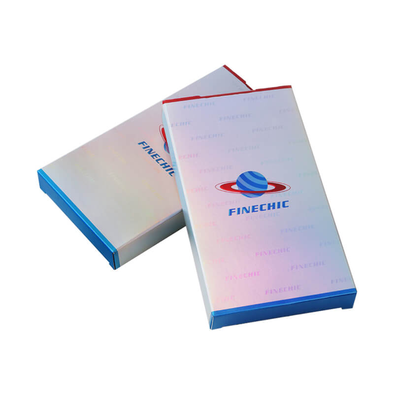 Laser Paper Cosmetic Packaging Boxes