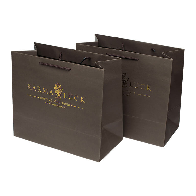 Luxury Feeling Paper Bag