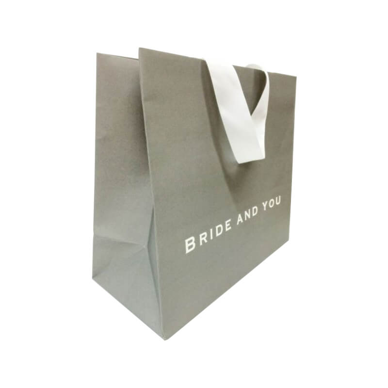 Luxury shoe paper bag