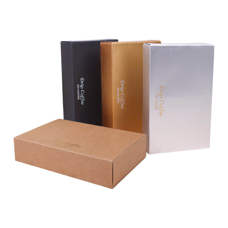 Matt Specialty Paper Box with Dividers