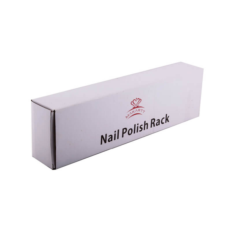 Mud mask bottle packaging box