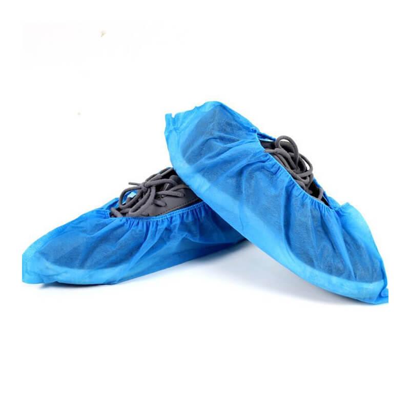 Non-woven shoe sleeve