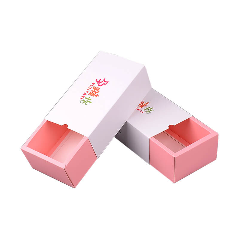 Rigid Paper Drawer Boxes Slipcase Gift Boxes