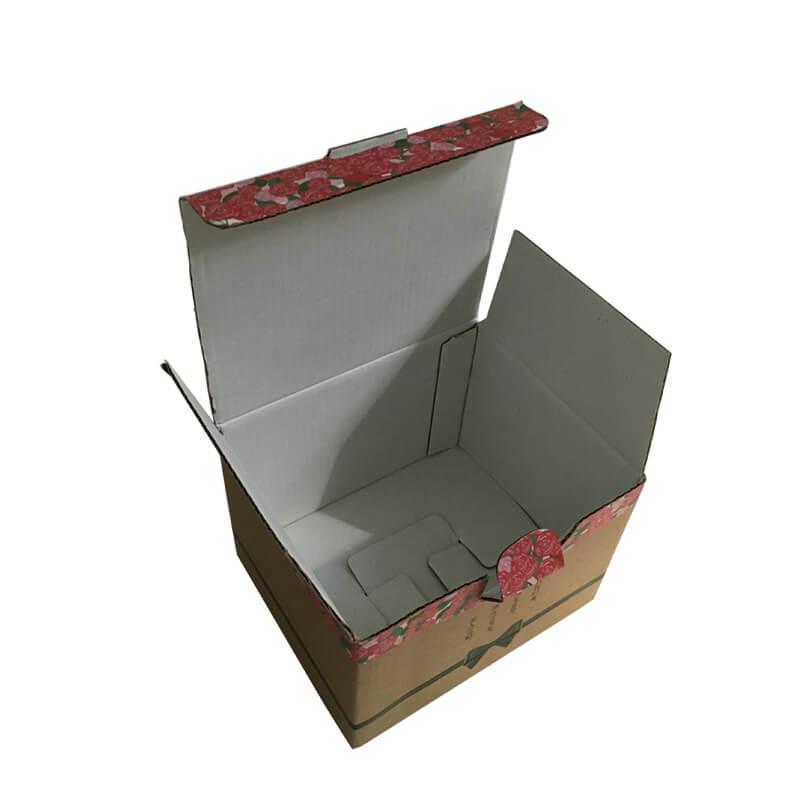 Snap Bottom Corrugated Box
