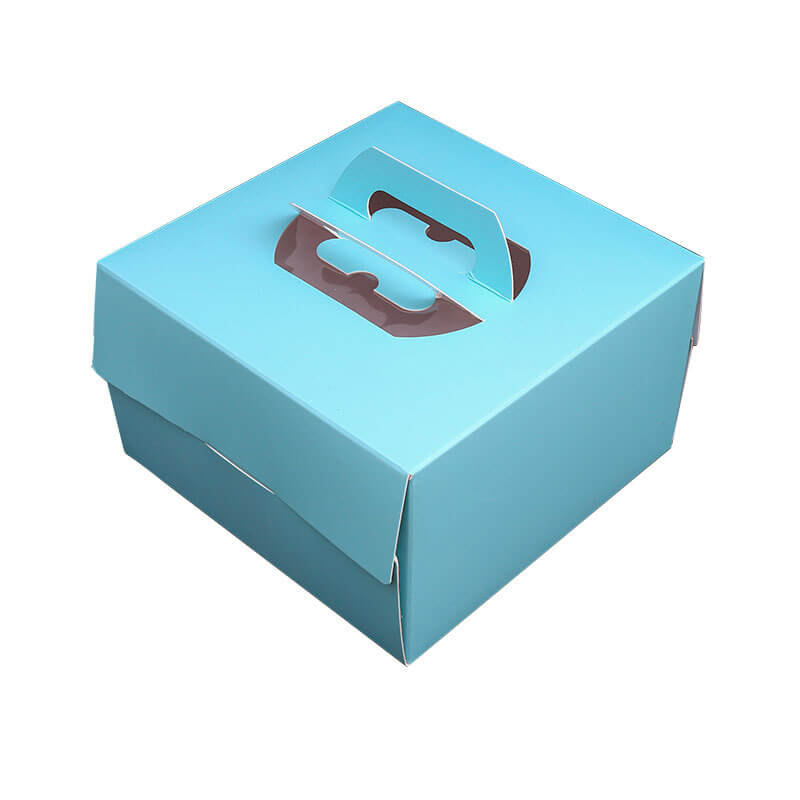 Special Shape Bakery Cake Box Packaging