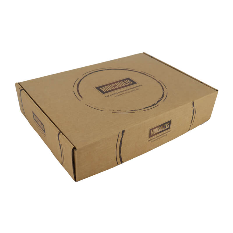 T Shirt Packaging Boxes Kraft Cardboard