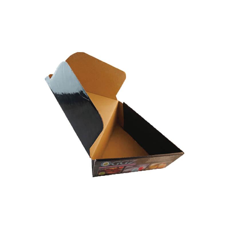 Triangle Shape Corrugated Food Box