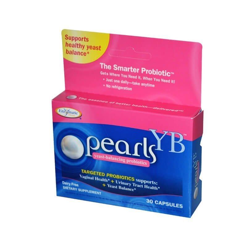 Yeast balanced supplement display box