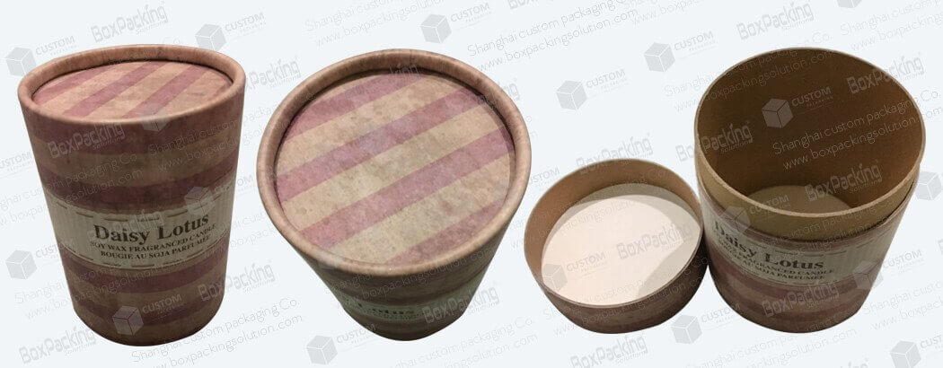 custom cardboard tubes for cosmetics