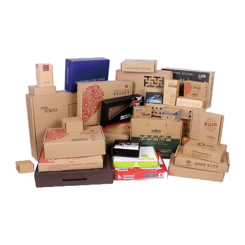 flexo printed corrugated boxes