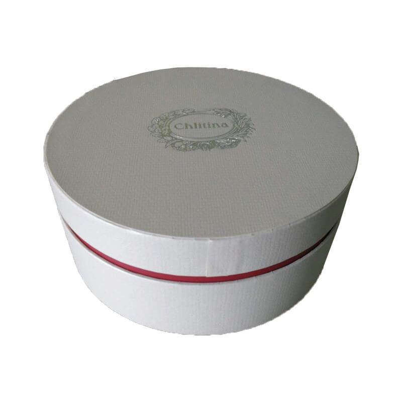 flower packaging tube paper drum