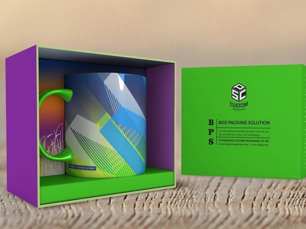 Bespoke rigid box for MUG