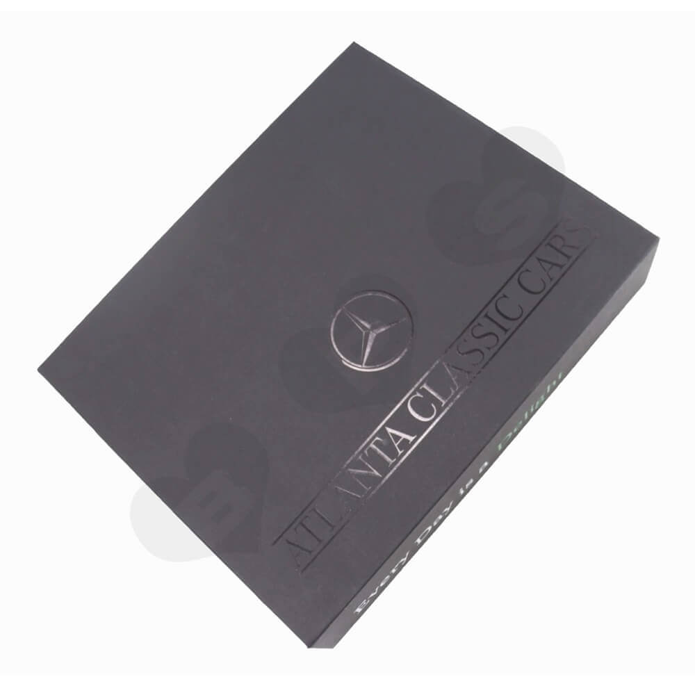 Car Accessory Packaging Gift Boxes side view four
