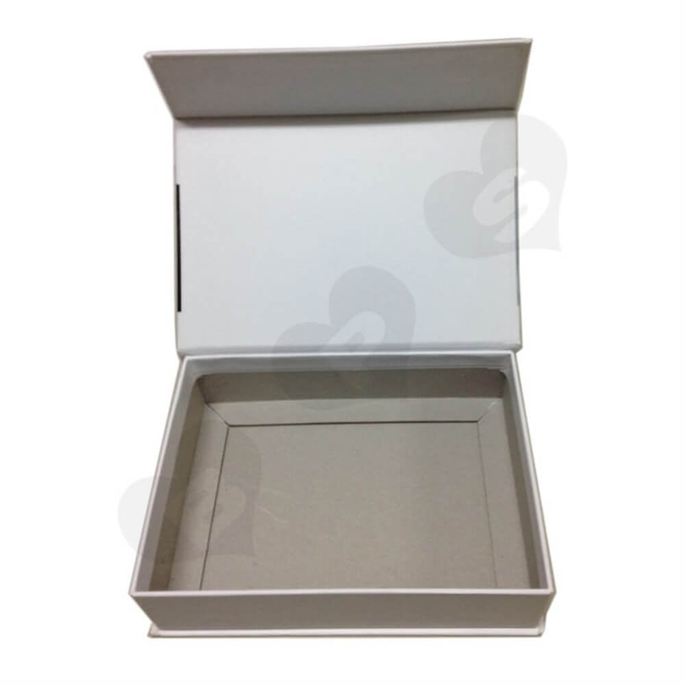 Car LED Light Rigid Packaging Box Sideview Four