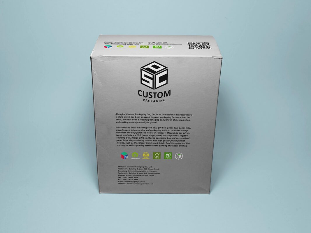 Cardboard Box Mockup From Cardboard Box Manufacturers 2