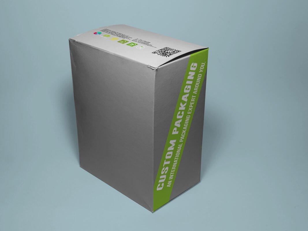 Cardboard Box Mockup From Cardboard Box Manufacturers 3