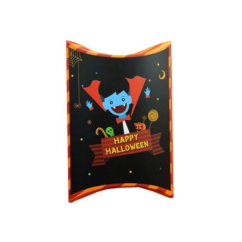 Cardboard Pillow Box For Halloween