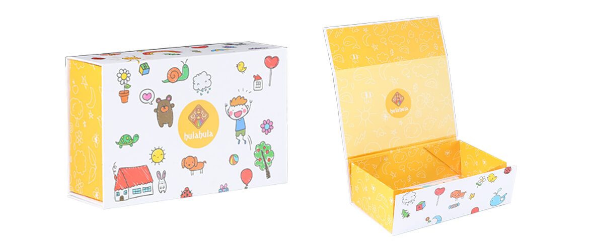 Children Clothes Packaging Box