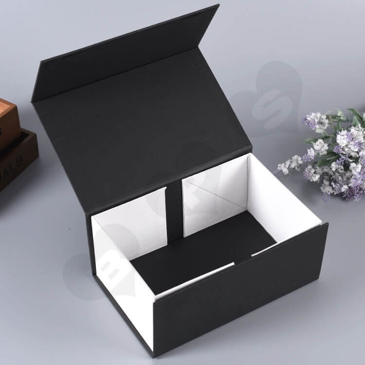 Collapsible Cosmetic Gift Box side view one