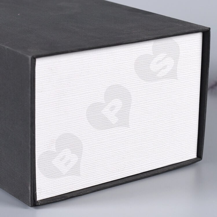 Collapsible Cosmetic Gift Box side view two