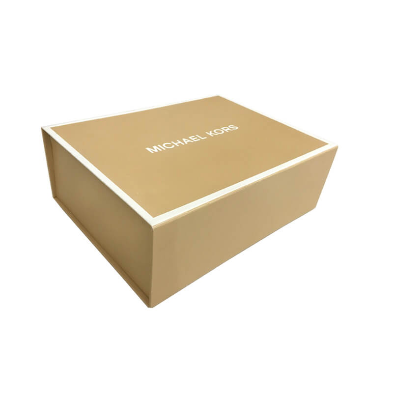 Collapsible Rigid Boxes For Apparel Four