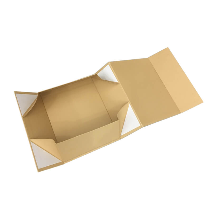 Collapsible Rigid Boxes For Apparel Two