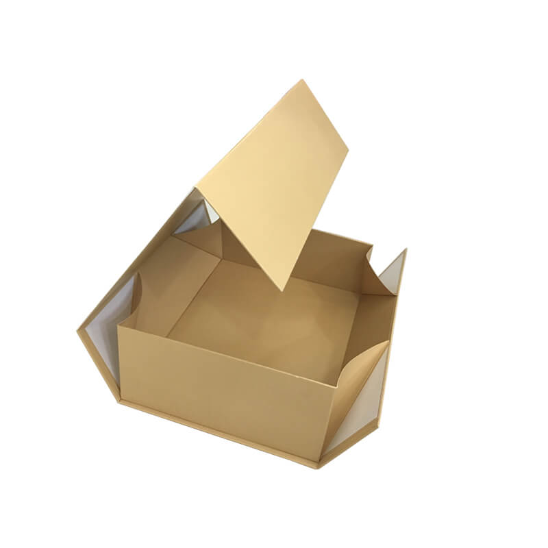 Collapsible Rigid Boxes For Apparel