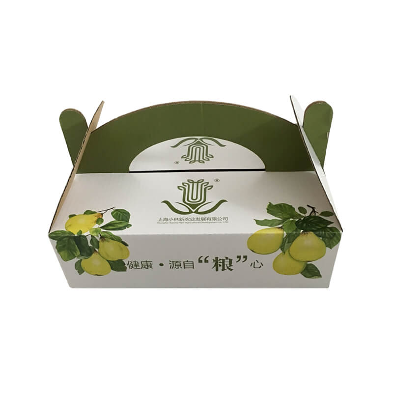 Corrugated Fiberboard Box For Fresh Fruits