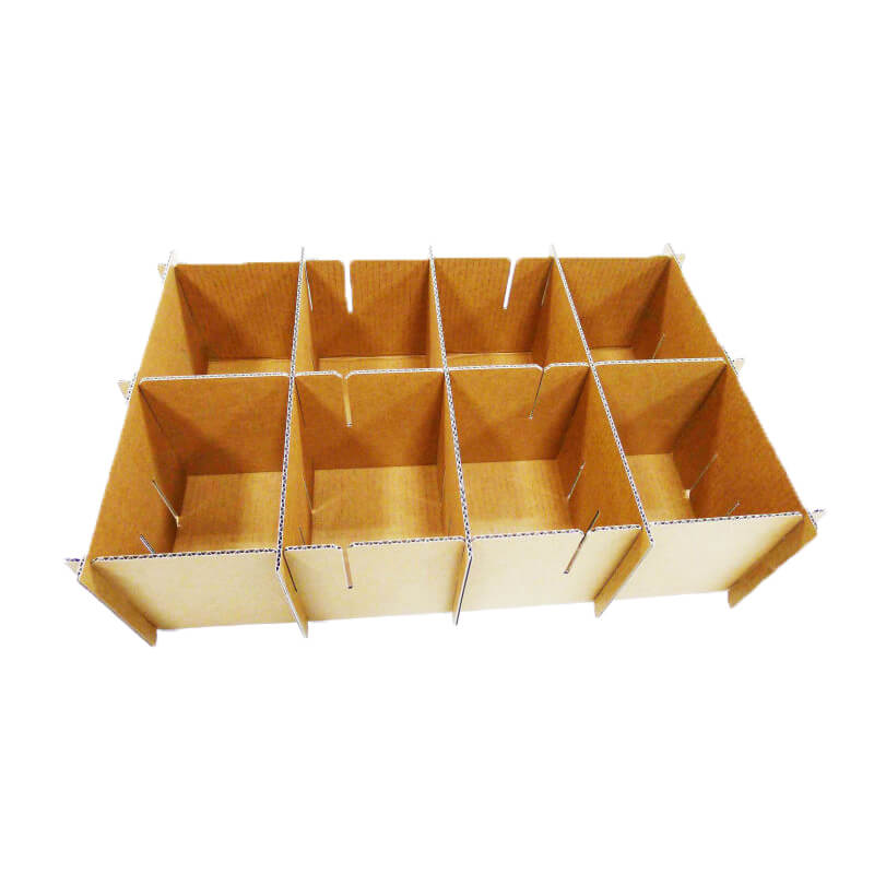 Corrugated Fiberboard Made Paper Box Dividers