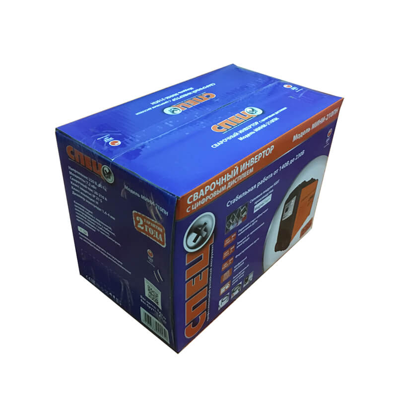 Corrugated Fiberboard Made Shipping Carton