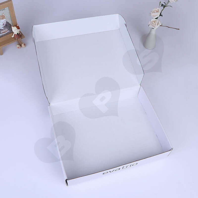 Custom Color Printing Packing Box For Pots side view four