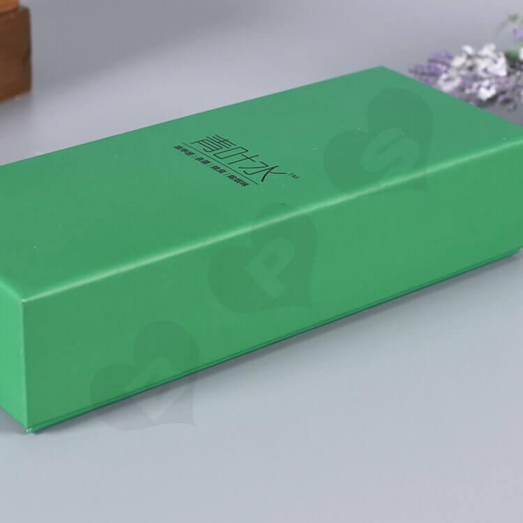 Custom Printed Gift Box For Fungicidal Liquid side view two