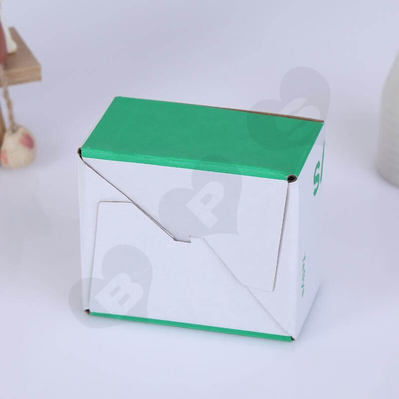 Custom Printed Retail Box For Electrical Products side view four