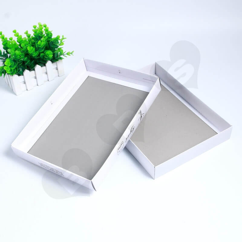 Custom Printing Cardboard Box For Socks side view seven