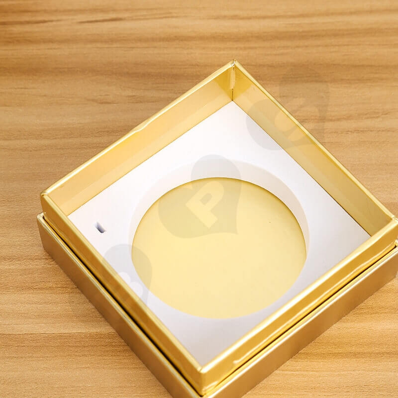 Customized Rigid Cardboard Box For Eye Paste side view five