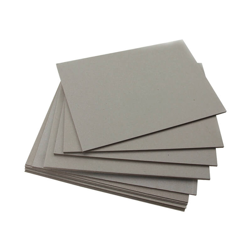 Duplex Cardboard Gray Board