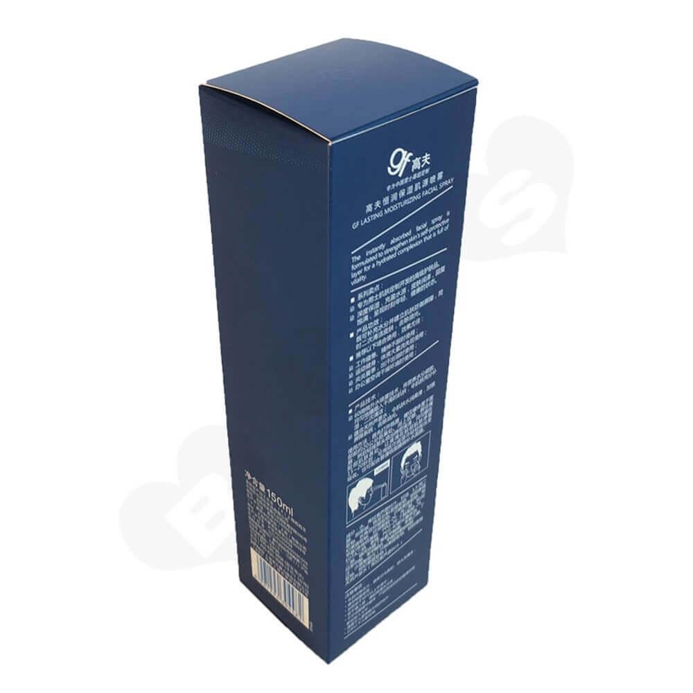 Facial Spray Retail Packaging Box (2)