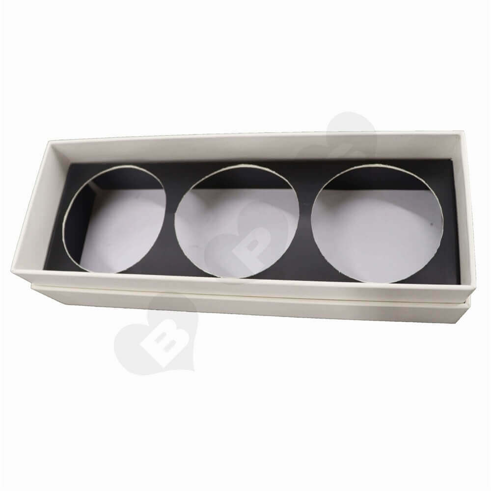 Flower Plants Packaging Boxes With Inserts Side View Five