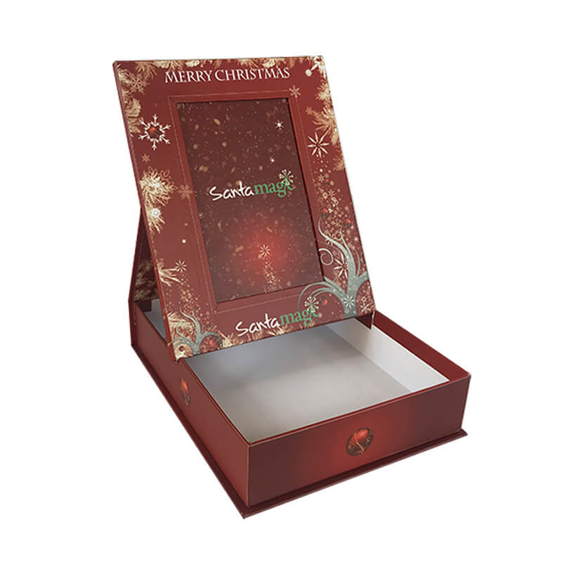 Gift Box With Display Board
