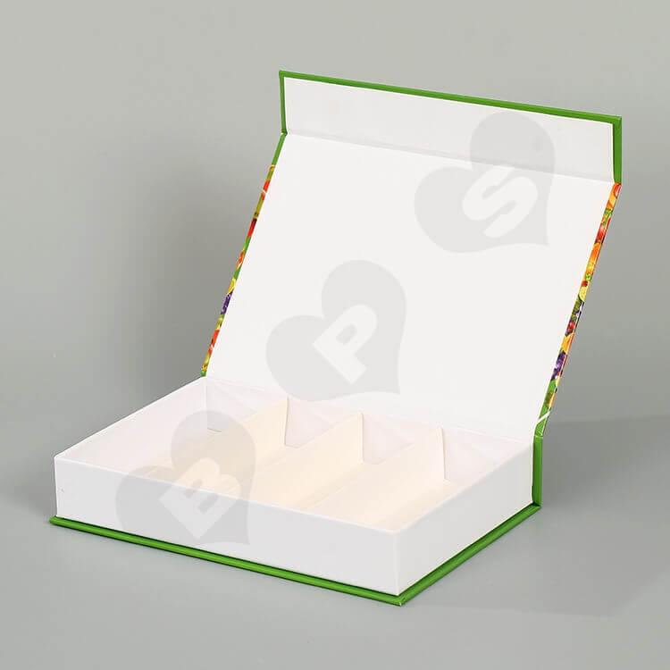 Glossy Rigid Cardboard Box For Enzyme Powder side view five